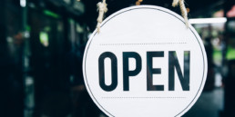 Reopening businesses post-COVID-19